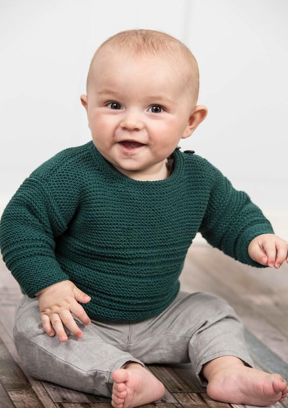 Baby truitje basis strepen