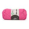 Cotton 8/4 Organic Fuchsia (08)